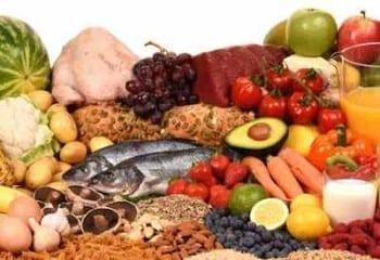 Nutrición en el Tenis