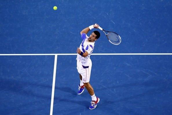 Los 12 consejos para realizar un remate de tenis ( Smash ) técnicamente correcto