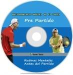 Entrenamiento Mental en el Tenis Pre Partido . Preparación Para Torneos
