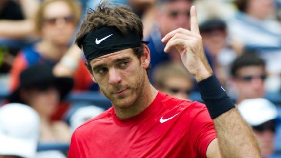 Del Potro tiene tenis para ser el numero uno, pero…