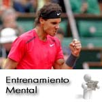 Los surcos de la mente en el tenis
