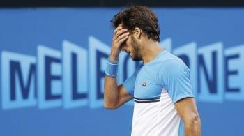 errores en el tenis