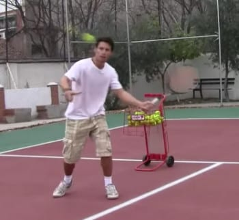 Clases de tenis en Madrid a domicilio