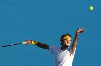 Cómo hacer un buen saque de tenis