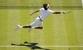 Roger Federer Como Jugar en la Zona