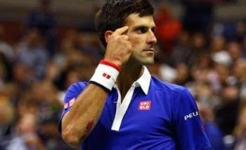El entrenamiento mental en tenistas como Djokovic
